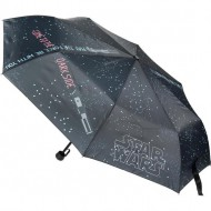 PARAGUAS MANUAL PLEGABLE STAR WARS - 53 cm