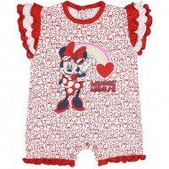 pelele single jersey minnie 6 meses