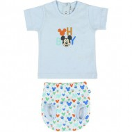 ranita single jersey mickey 0 meses