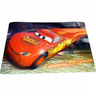 salvamantel 3d cars lightning mcqueen
