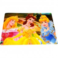 salvamantel 3d princesas green forest