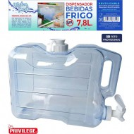 dispensador frigo 78l water fresh