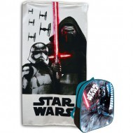 set star wars mochila toalla star wars