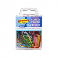 clips de colores 28 mm