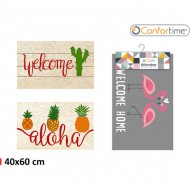 alfombra 40x60cm home2 3s printed confortime