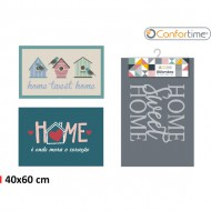 alfombra 40x60cm home1 3s printed confortime