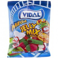 mega jelly mix 100 gr