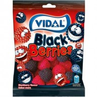 black berries 100 gr