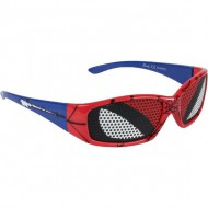 gafas de sol spiderman rojo