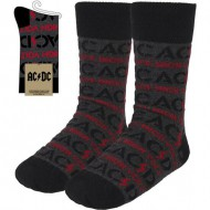 calcetines acdc dark gray talla 35 41