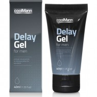 COOLMANN GEL RETARDANTE 40ML