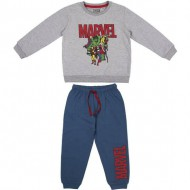 chandal 2 piezas cotton brushed avengers talla 2 años