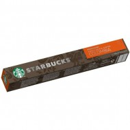 starbucks single origin coffee colombia 10 cápsulas nespresso