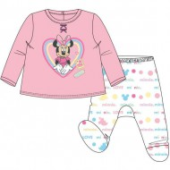 polaina interlock minnie talla 0 meses
