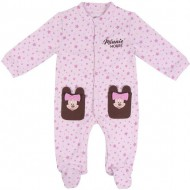 pelele interlock minnie talla 3 meses