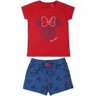 conjunto 2 piezas single jersey minnie grey