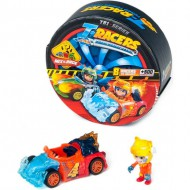 t racers s playset turbo crane