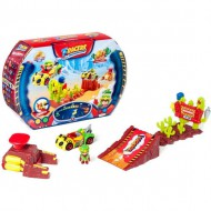 t racers s playset eagle jump