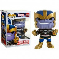 funko pop thanos holiday 533 marvel