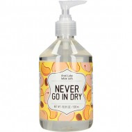 LUBRICANTE ANAL NEVER GO IN DRY 500 ML