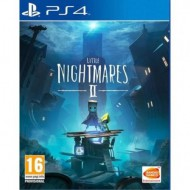 Juego para consola sony ps4 little nightmares ii day one edition