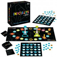 juego iniciales by party co