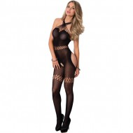 LEG AVENUE MONO TWISTED CON ABERTURA