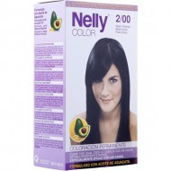 set tinte nelly 2 00 negro intenso