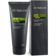 XS NATURAL REDUCER FOR MEN CREMA QUEMAGRASA PARA LA ZONA ABDOMINAL HOMBRE