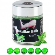 SECRET PLAY TARRO 6 BRAZILIAN BALLS MENTA