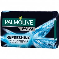 palmolive jabón 90gr men refreshing