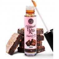 LIP GLOSS VIBRANT KISS BROWNIE