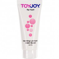 toy joy lubricante base al agua 100 ml