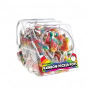 RAINBOW POPS FISHBOWL 72UDS