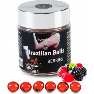 secret play tarro 6 brazilian balls frutas del bosque