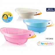 bañera infantil duck 43l for my baby colores surtidos