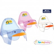 silla orinal infantil transparente duck for my baby colores surtidos