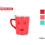 jarra mug smile 160cc privilege colores surtidos