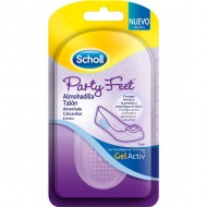 scholl party feet almohadilla talon