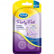 scholl party feet puntos sensibles
