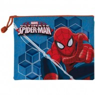 neceser impermeable mediano 180x235mm spiderman