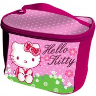 neceser asa superior 12x18x16cm hello kitty kids