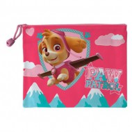 neceser impermeable mediano 180x235mm paw girl