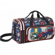 bolsa deporte viaje simpsons big air monster