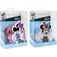 llavero monedero minnie blanco talla unica