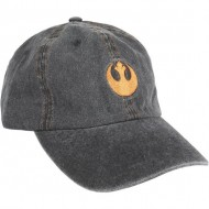 gorra baseball star wars gris 58cm