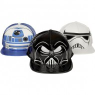 gorra premium star wars light blue 56cm