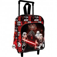 mochila trolley 30 cms star wars