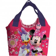 bolso de mano doble asa 225x225cm minnie