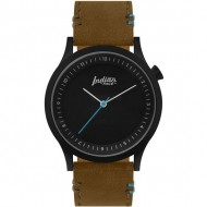 reloj scope black pulsera marrón